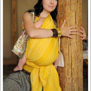 Ellevill Zara Sun Woven Wrap