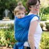 Rucksack TUB with Natibaby Blue Odyssey