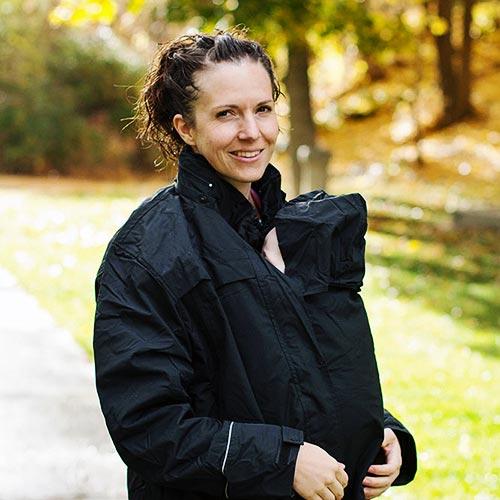 Deluxe Kindercoat Babywearing Coat