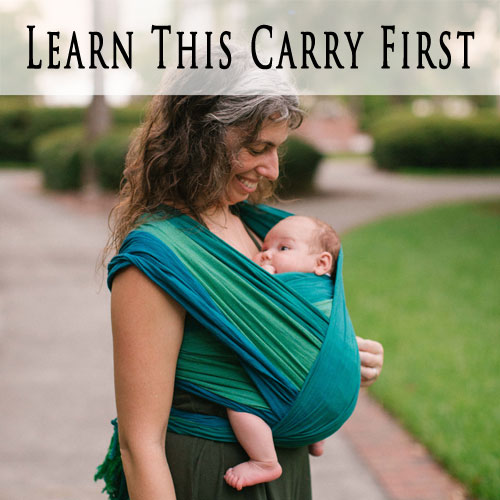 How to Baby Wrap - Learn This Carry First