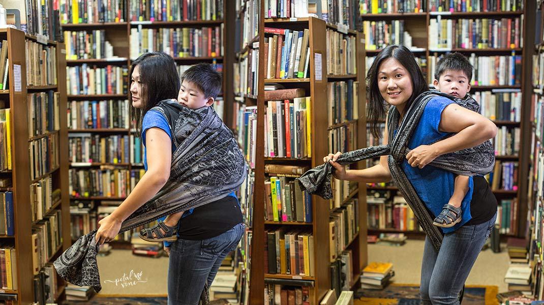 Double Sling Shoulder to Shoulder Tute step 3