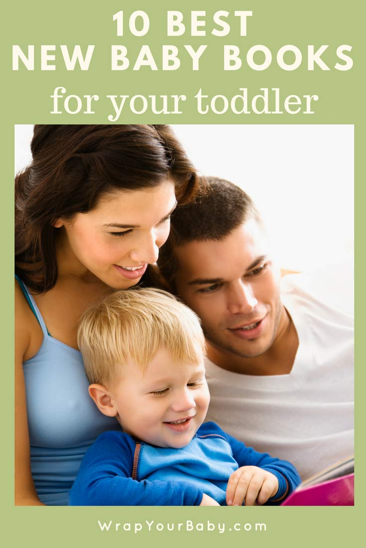10 Best New Baby Books to read with your toddler