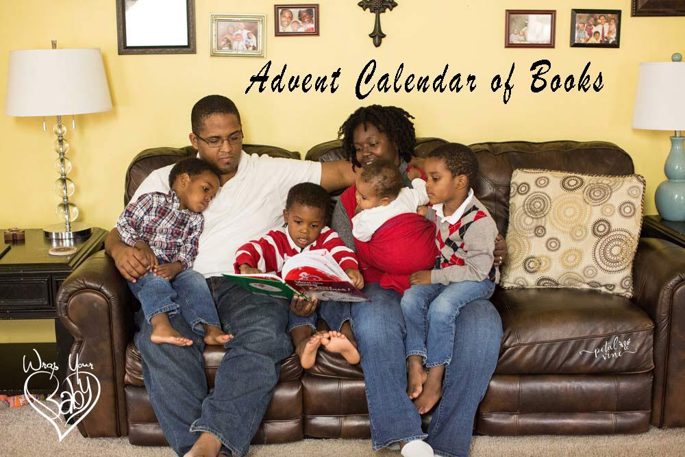 Advent Calendar of Books