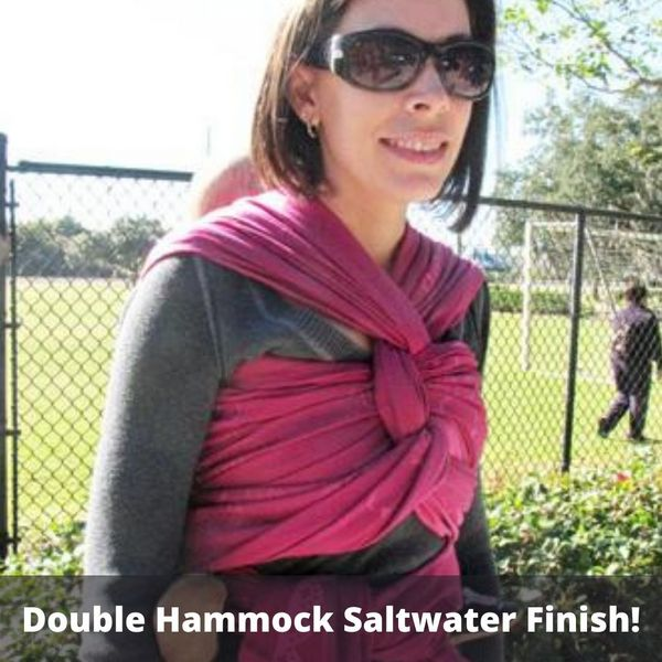 Tutorial for Double Hammock Carry with Saltwater Finish