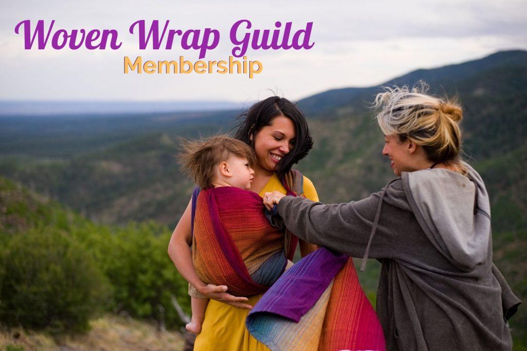 Teaching Woven Wrap Skills